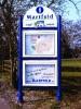 TREND-Schaukastenanlage Martfeld
