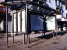 TREND Schaukästen in Buswartehalle